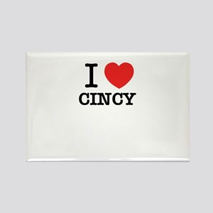I Love CINCY Magnets
