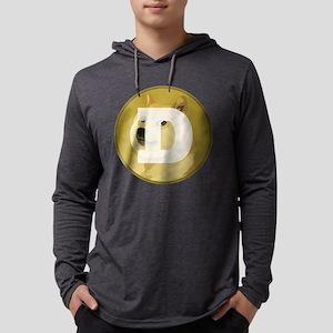 Dogecoin Long Sleeve T-Shirt