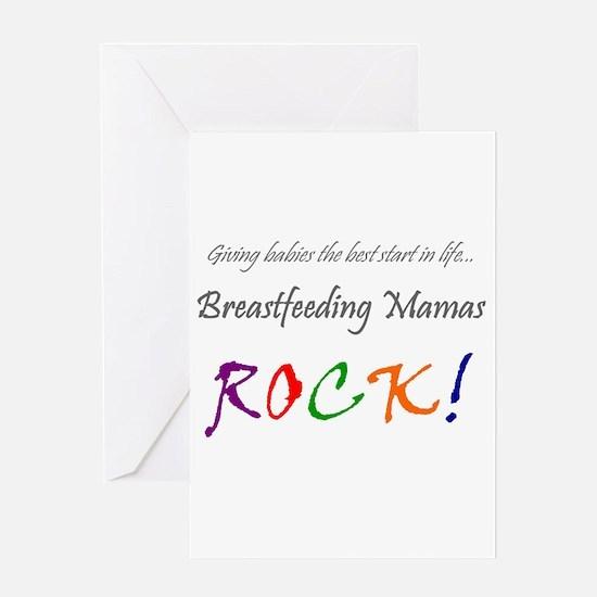 bf mamas.jpg Greeting Cards
