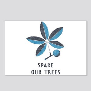 Save Our Trees Postcards (Package of 8)