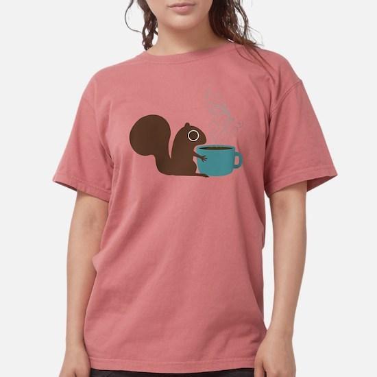 Coffee Squirrel T-Shirt