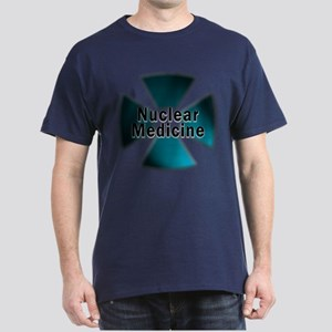 Nuclear Medicine Blue Dark T-Shirt