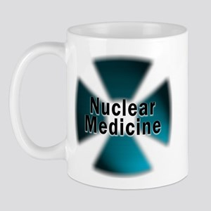 Nuclear Medicine Blue Mug