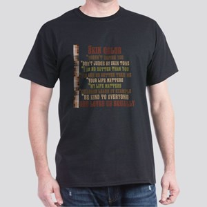 Skin Color Doesn't Define You T-Shirt