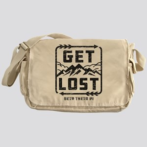 Beta Theta Pi Lost Messenger Bag