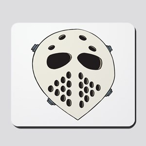 Goalie Mask Mousepad