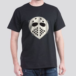 Goalie Mask Dark T-Shirt
