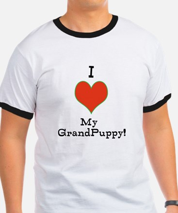 t-shirt for grandparents of dogs T-Shirt