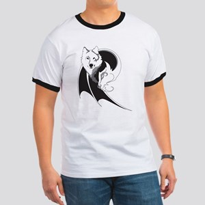Wolf & Dragon Ringer T