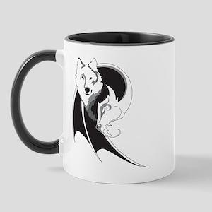 Wolf & Dragon Mug