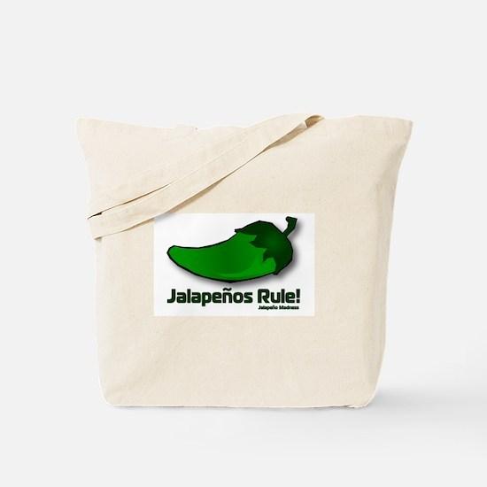 Jalapeno Madness Tote Bag