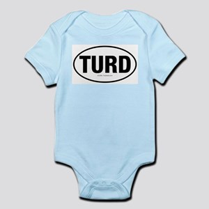 TurdwareT Infant Creeper