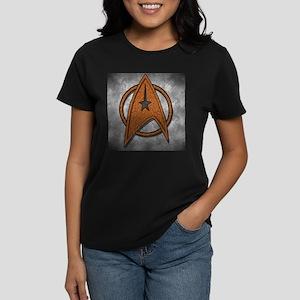 STARTREK TOS MOV METAL 4 T-Shirt