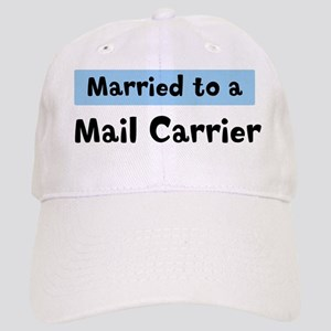 Married to: Mail Carrier Cap