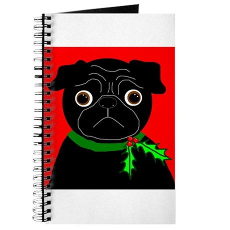 Holly (Black) Journal