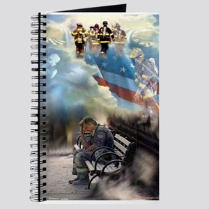 Twin Towers, 343 Firefighters Journal