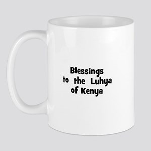 Blessings  to  the  Luhya of  Mug