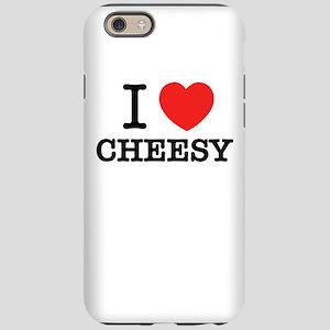 I Love CHEESY iPhone 6/6s Tough Case