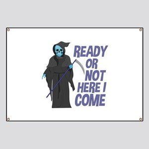 Ready Or Not Banner