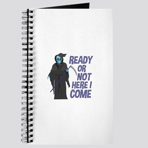 Ready Or Not Journal