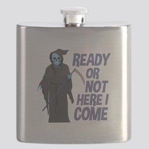 Ready Or Not Flask