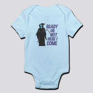 Ready Or Not Body Suit