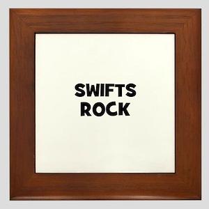 Swifts Rock Framed Tile