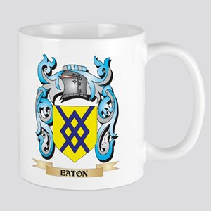Eaton Coat of Arms - Family Crest Mugs