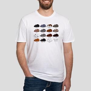 Rex Rabbit Fitted T-Shirt