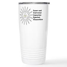 IUAEC Horizontal Travel Mug