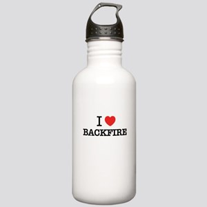 I Love BACKFIRE Stainless Water Bottle 1.0L