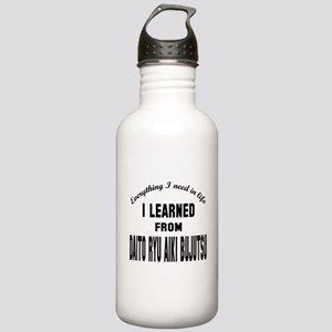 I learned from Daito R Stainless Water Bottle 1.0L