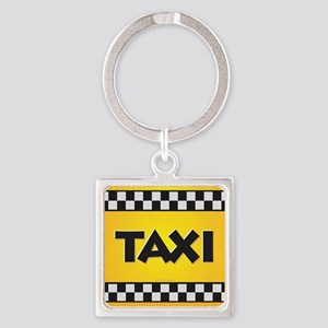 Taxi Keychains