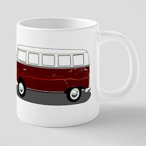 Hippy Bus Mugs