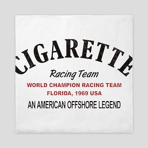 Cigarette racing team Queen Duvet