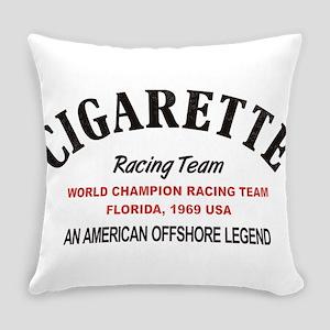 Cigarette racing team Everyday Pillow