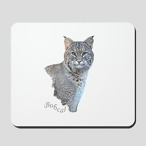 Bobcat Mousepad