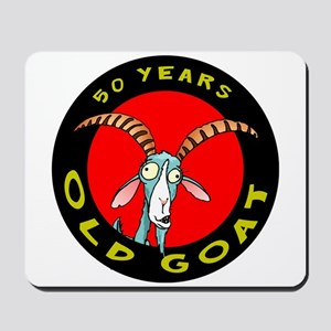 Old Goat 50 Mousepad