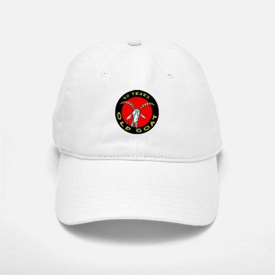 Old Goat 50 Baseball Baseball Cap