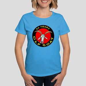 Old Goat 50 Women's Dark T-Shirt