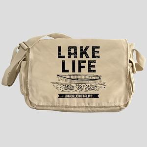 Beta Theta Pi Lake Messenger Bag