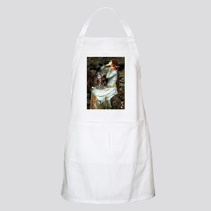 Ophelia / Tiger Cat BBQ Apron