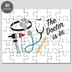 Doctor Is In Puzzle