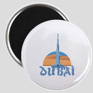 Burj Khalifa Dubai Magnets