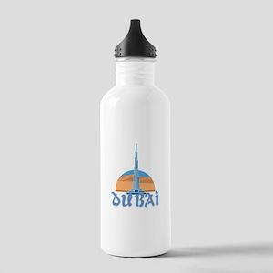Burj Khalifa Dubai Water Bottle