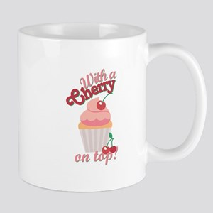 Cherry On Top Mugs