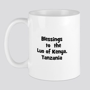 Blessings  to  the  Luo of Ke Mug