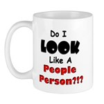 People Person Mug