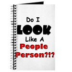 People Person Journal
