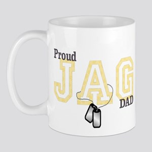 proud jag dad Mug